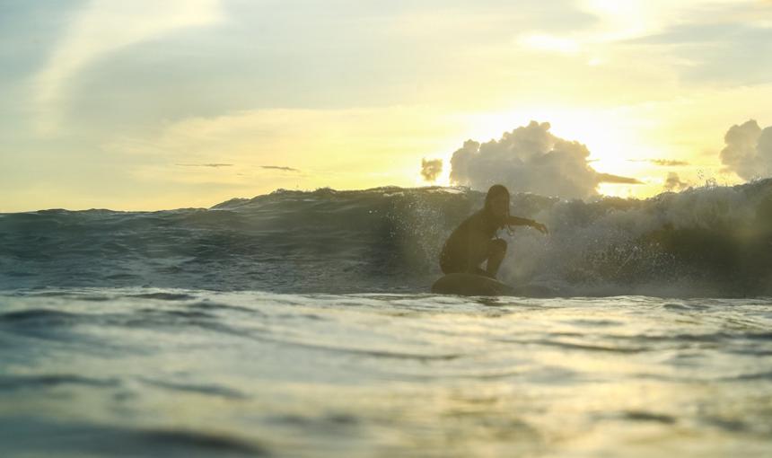 Surfen Marloes
